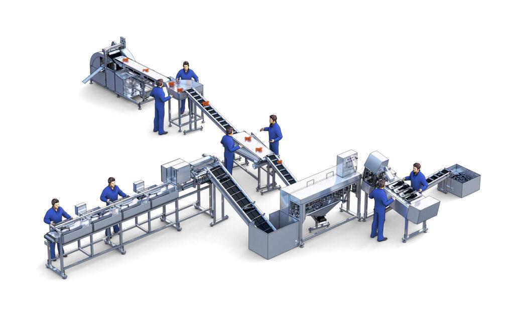 Оценка оборудования для отделки нетканых материалов (Владимирская область)