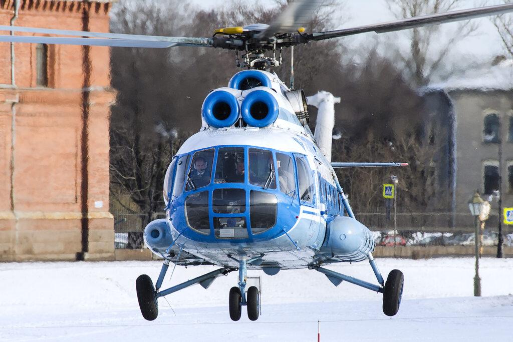 Оценка вертолета Ми-*** для внесения в уставный капитал (Свердловская область)